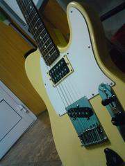 Гитара APOLLO DTC-400 (telecaster) + чехол emuzin