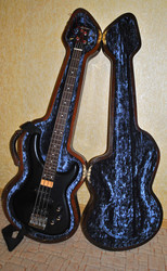 Jackson concert BASS (C20). Crafted in India.