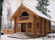 Рубленные деревянные дома и бани