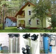 Системы очистки воды. Водоочистка и водоподготовка. Барнаул.