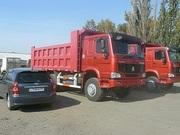Продаём самосвалы  Хово,  Howo в Омске ,  6х4 25 тонн ,  2300000 руб. Барнаул.