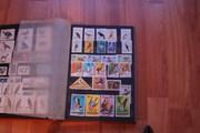 Коллекция марок почтовых