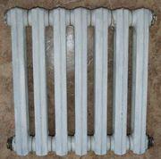 Радиаторы отопления чугунные.