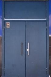 Утепленные стальные двери любых размеров