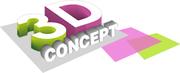 3d concept.ru. Креативные решения творческих задач для вашего бизнеса.