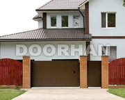 Откатные ворота DoorHan для ангаров