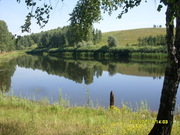 Пахатные земли  200 га с озером и постройками