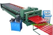 Оборудование(линия) для производства металлочерепицы Каскад 25 и прона
