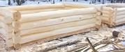 Продаём оцилиндрованные и неоцилиндрованные брёвна осины