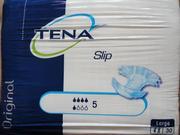 Подгузники TENA Slip Original,  5 капель. Размер: Large