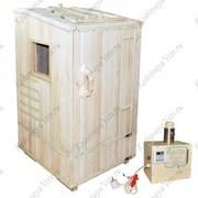 Комплект фитобочка «Квадратная   парогенератор»