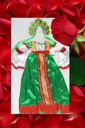 Русско-народный костюм для девочки-подростка