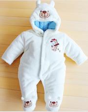 Yobeyi Практические хлопок длинные Baby костюм SKU: A2729000HK