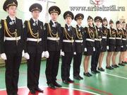 кадетская парадная камуфляжная повседневная форма для кадетов Барнаул