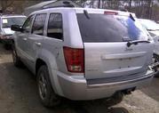 По запчастям Jeep Grand Cherokee 2006 год 5, 7 HEMI,  есть всё