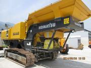 Продается дробилка KOMATSU BR380JG,  2011 год