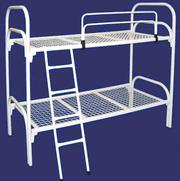 Двухъярусные металлические кровати для общежитий,  для студентов,  школ.