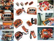 Проводной пульт для управления строительной техникой