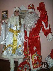 Дед Мороз и Снегурочка заказать на дом,  в офис