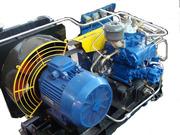 Air компрессор ЗАФ57К52Н