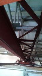 Монтаж грузоподъемного оборудования (кранов)