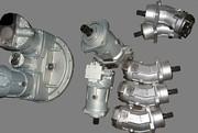 Гидромоторы гидронасосы  аксиально-поршневые