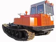 Гусеничное шасси трелевочного трактора МСН-10 (ТТ-4М). Производство.