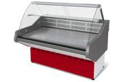 Продам холодильную витрину Илеть ВХСн-1, 2  универсальная,  новая