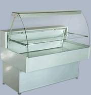 Продам холодильную витрину Иней RMH,  новая