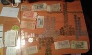 Монеты ссср, кореи, сингапура и кении