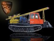 Буровые УРБ-4Т на шасси трелевочного трактора МСН-10 (ТТ-4М)