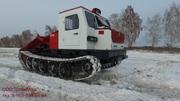 Трактор трелевочный МГ-4 (ТТ-4М)