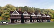 Проекты индивидуальных,  блокированных и многоквартирных жилых домов.