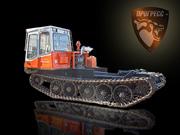 Купить гусеничное шасси трелевочного трактора МСН-10 (ТТ-4М).