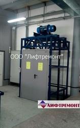 Проектируем,  изготавливаем,  устанавливаем грузовые подъемники