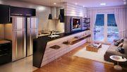 Новые квартиры студии с лоджиями и балконами