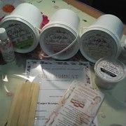 обучение шугарингу-депиляция сахарной пастой в подарок при покупке