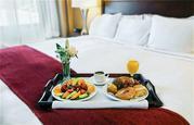 Номер гостиницы в Барнауле с завтраками в подарок