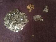 монеты 10 копеек-1990,  1982, 1986,  1971,  1988,  1976,  1981,  1989