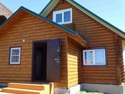 Дом 100 м² на участке горная Колывань,  озеро Белое