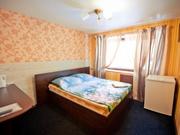 Сайт гостиницы Барнаула с разделом для бронирования номера