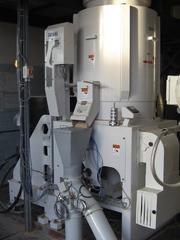 Организация продает абразивные машины для шелушения зерна