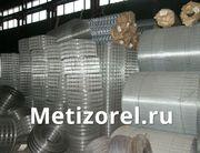 Сетка 24х48х2 мм для перепелов оцинкованная в рулонах