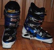 Продам горные лыжи + крепления + боты!!!