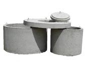 Железобетонные колодезные кольца,  плиты,  крышки колодцев